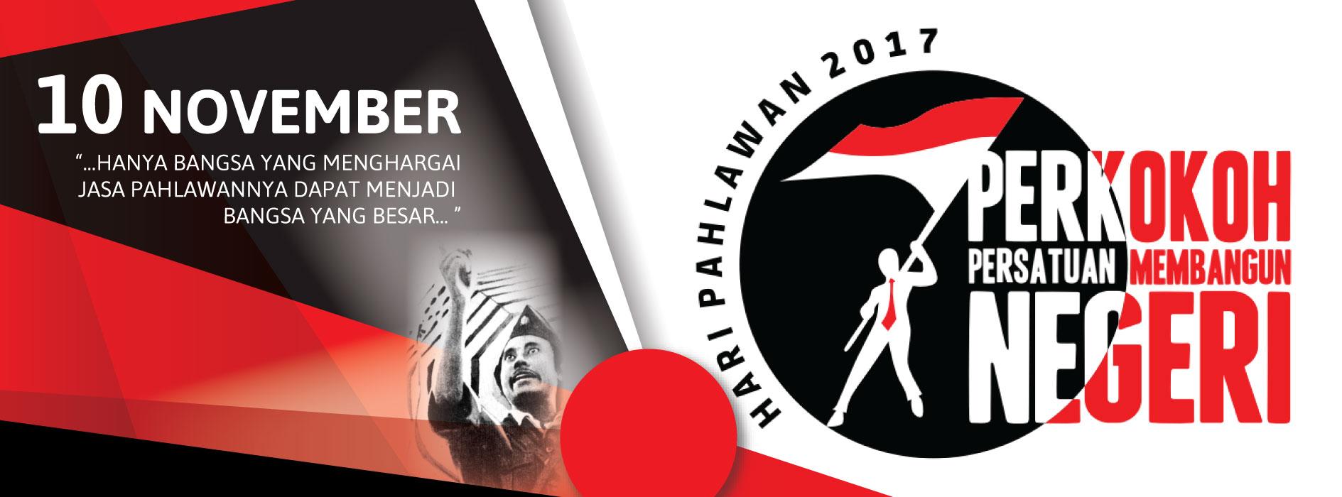SEKOLAH TIRTAMARTA-BPK PENABUR PONDOK INDAH CINERE JAKARTA DEPOK INDONESIA, 10 NOVEMBER 2017 HARI PAHLAWAN