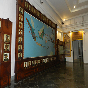 Kunjungan ke Museum Nasional TK A