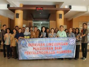 Guru Tirtamarta Dukung BNN Berantas Narkoba