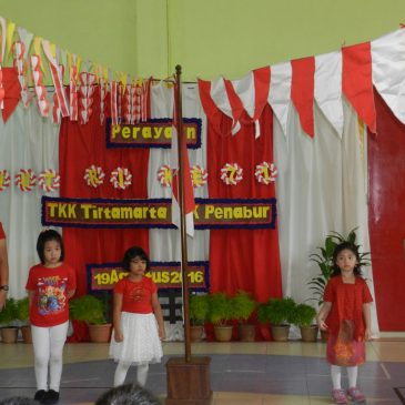 Perayaan 71th HUT RI TKK Pi