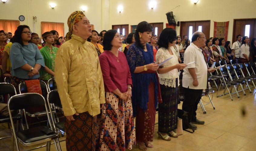 Paskah Guru dan Karyawan Tirtamarta 2018