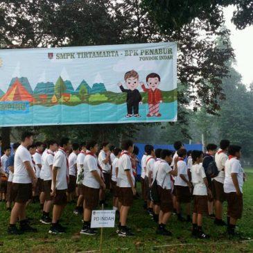 Jambore Pramuka Penggalang Se-BPK Penabur ke-16