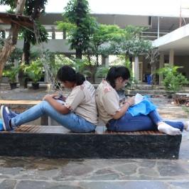 Retreat Siswa Kelas VIII