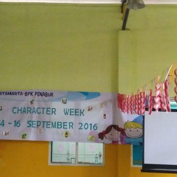 Character Week TKK Pi