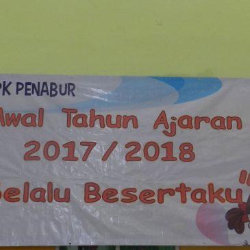 Ibadah Awal Tahun Ajaran 2017/2018