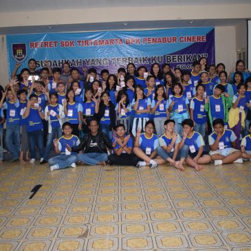 Retreat Kelas 6 (2017)