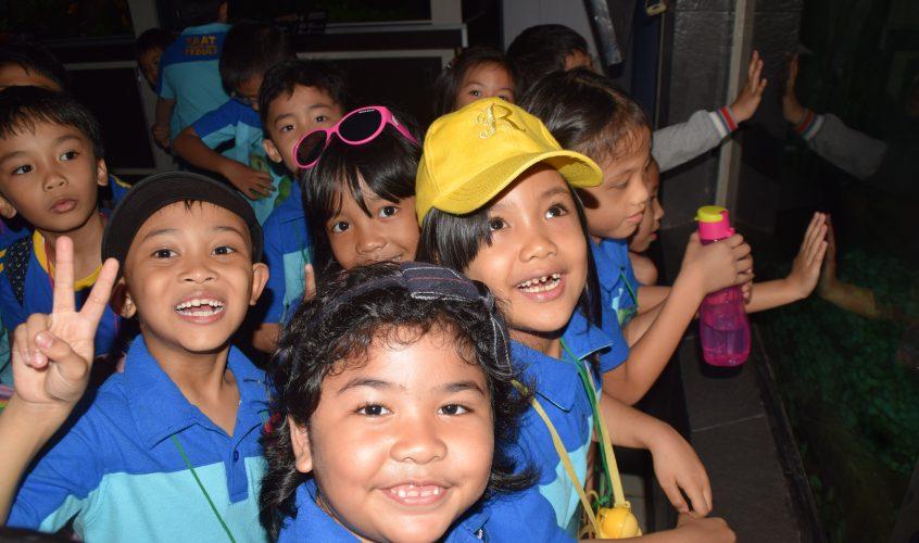 Field Trip Kelas 1 dan 2 Taman Mini Indonesia Indah
