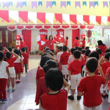 Perayaan HUT RI ke 73 2018-2019