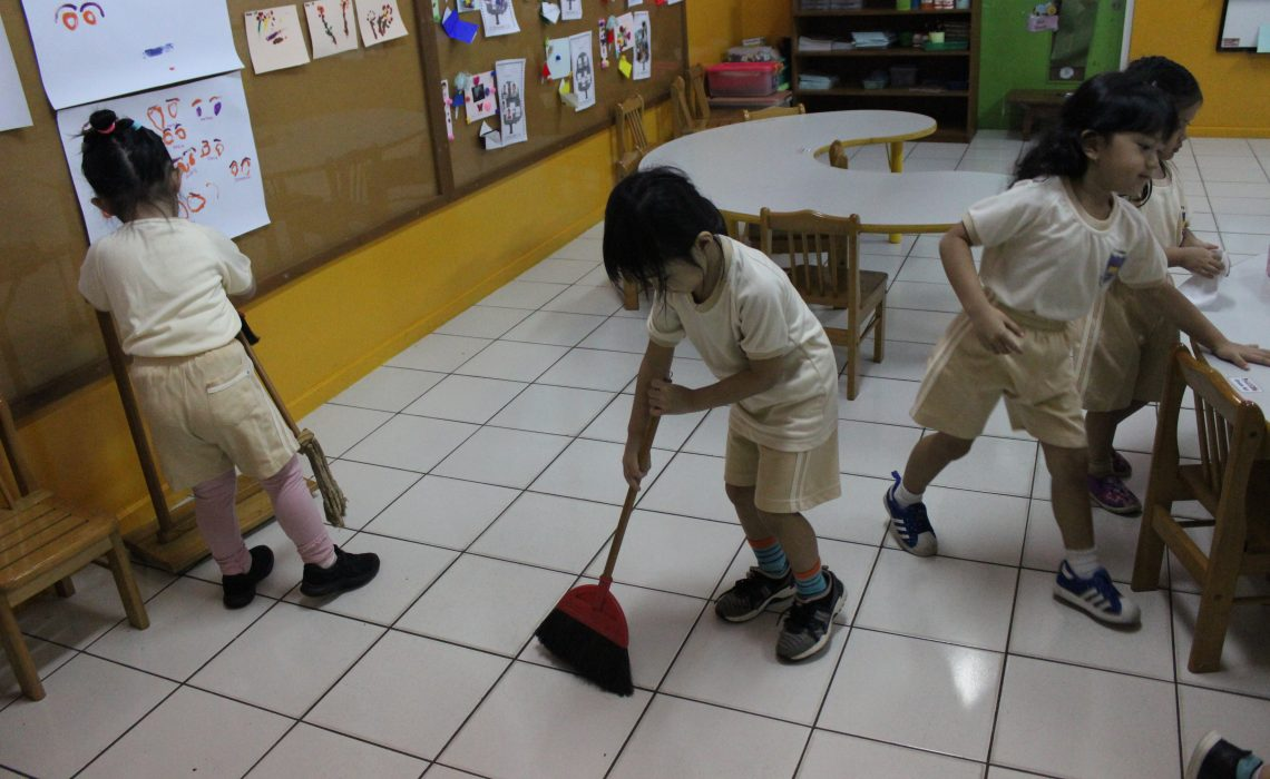 clean up the class